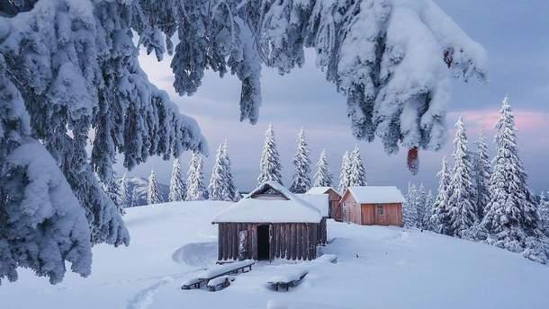 Погода 5 грудня в Україні буде сірою,  скрізь протягом дня до +5 градусів тепла