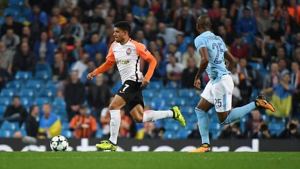 Шахтер – Манчестер Сити: прогноз букмекеров на матч Лиги чемпионов 2017/18