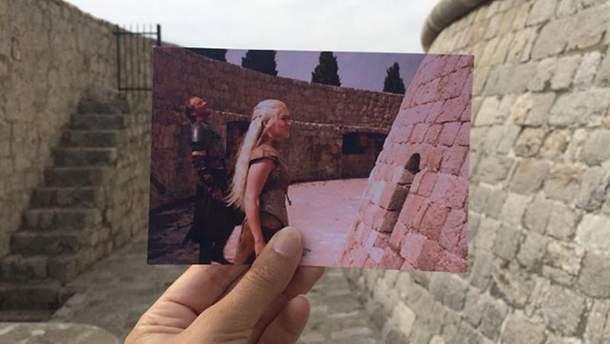 """Місце зйомок """"Гри престолів"""". Хорватія"""