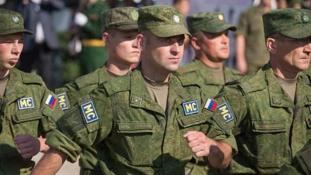 Росія брязкає зброєю у Придністров'ї