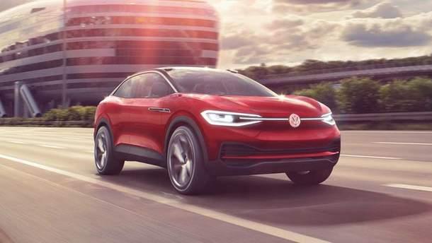 Volkswagen SUV-Coupe