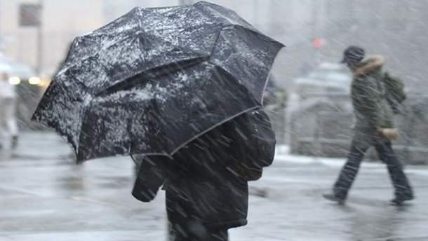 Прогноз погоди на 6 грудня в Україні