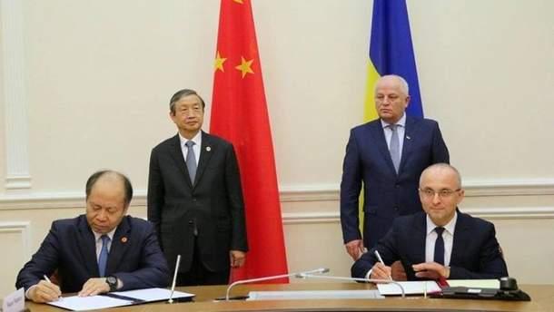 Китай выделит 7 миллиардов долларов на проекты с Украиной