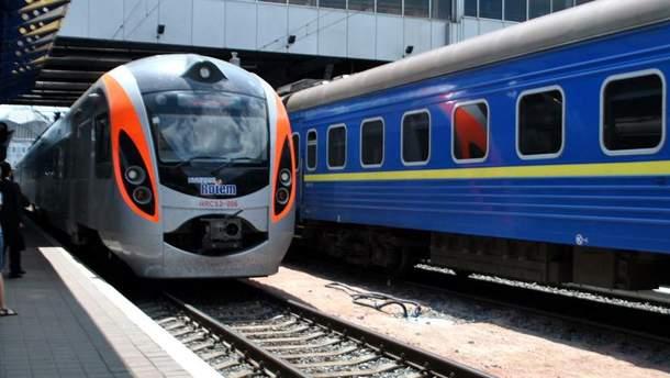 """""""Укрзализныця"""" запускает 11 новых поездов и меняет движение 4 маршрутов"""
