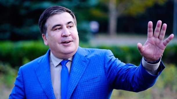Саакашвили 6 декабря придет на допрос