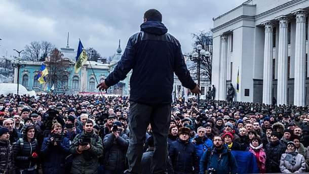 У Саакашвили заявили, что сдаваться не собираются