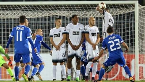 Динамо - Партизан прогноз букмекеров на матч Лиги Европы