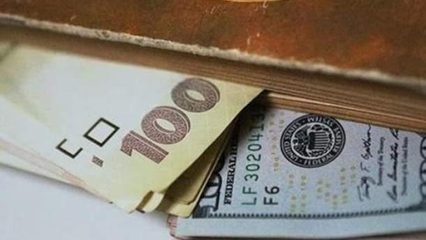 Курс валют НБУ на 7 грудня