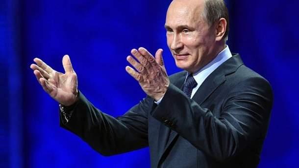 Путин объявил об участии в выборах-2018