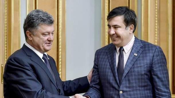 Саакашвили не претендует на власть?