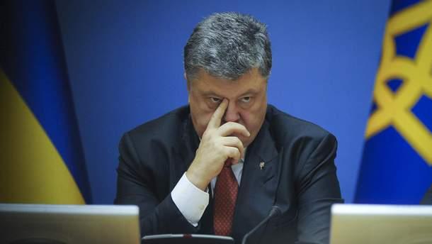 Порошенко обещает внести в парламент свой законопроект об Антикоррупционном суде