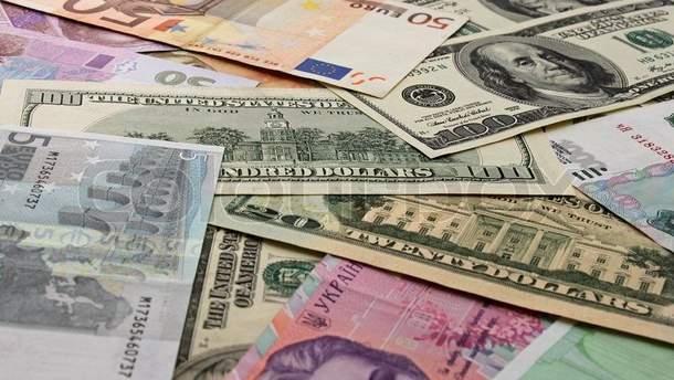 Курс валют НБУ на 8 грудня