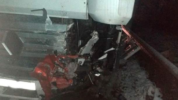 Страшна аварія на Житомирщині