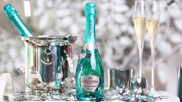 Шампанское Oreanda