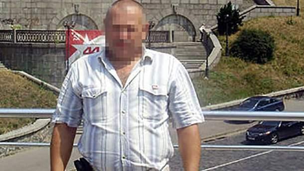 Подозреваемый депутат райсовета Донецкой области
