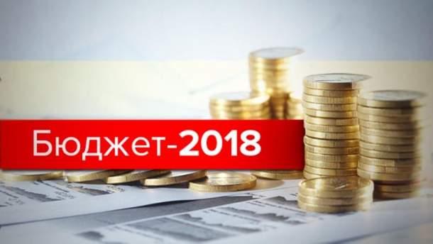 Госбюджет-2018