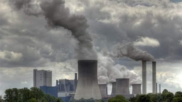В Україні ситуація з забруднення повітря катастрофічна