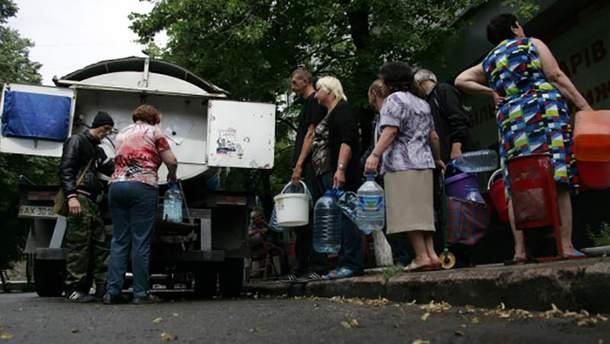Жители Донбасса испытывают нехватку продовольствия, – ООН