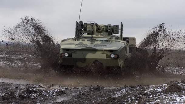 БТР-4МВ1, створений за стандартами НАТО