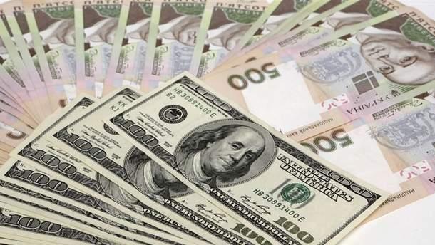 Готівковий курс валют 8 грудня в Україні