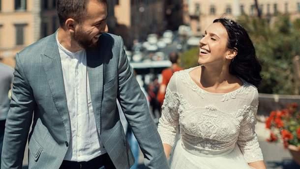 Весілля та вагітність Джамали