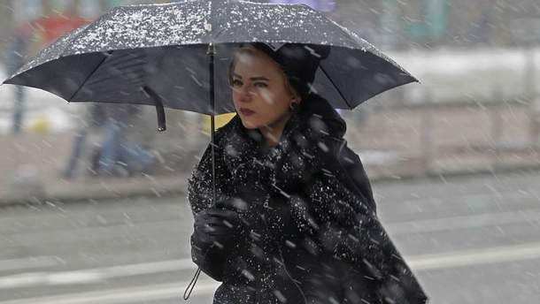 Прогноз погоди на 9 грудня у містах України