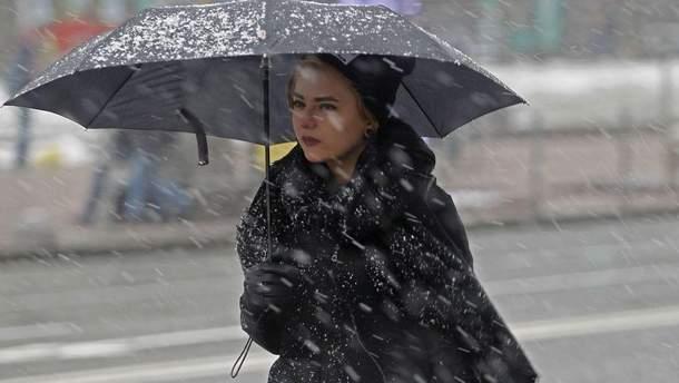 Прогноз погоды на 9 декабря  в городах Украины