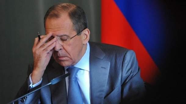 Лавров сделал очередное циничное заявление об Украине