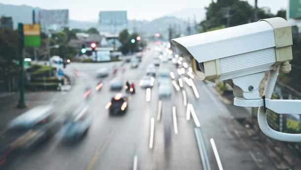 Фотовідеофіксація порушень правил дорожнього руху