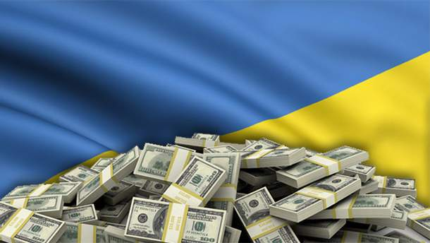 Финансовая помощь Украине