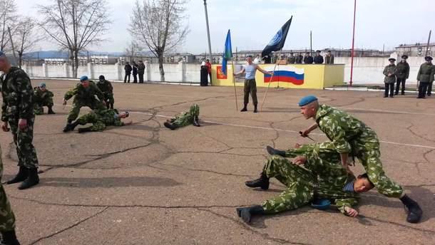 """Російські """"миротворці"""""""