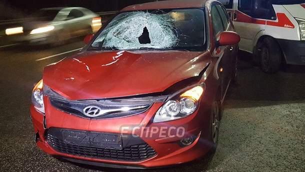 ДТП в Киевской области: пешеход скончался под колесами авто