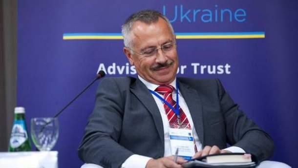 Головатого избрали вице-президентом подкомиссии Венецианской комиссии