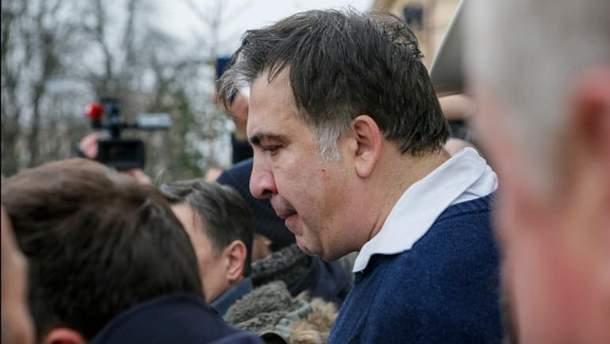 Міхела Саакашвілі затримали у Києві