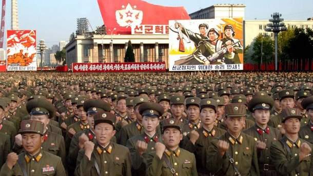 """В Северной Корее считают страну """"бастионом прав человека"""""""