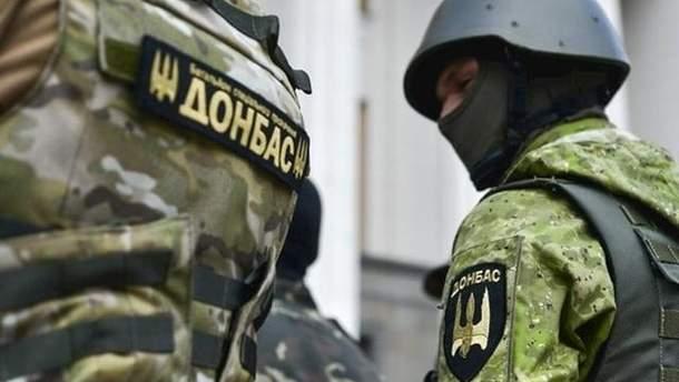 """Батальон """"Донбасс"""" не имеет отношения к людям, которые в Киеве дестабилизируют ситуацию в Украине, заявили бойцы"""