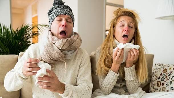 Жінки та чоловіки по-різному переносять грип