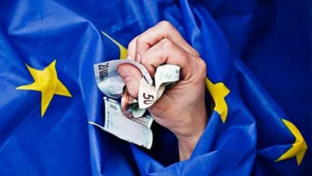 ЄС відмовив Україні у наданні 600 мільйонів євро макрофінансової допомоги