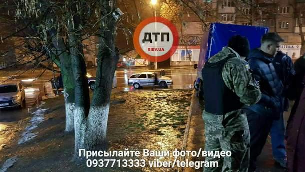Стрілянина на Васильківський