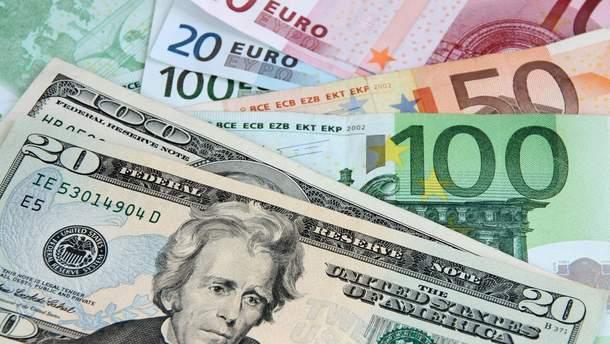 Готівковий курс валют 14 грудня в Україні