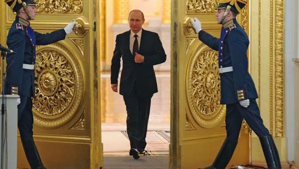 У Путіна немає конкурентів на виборах президента-2018, заявив Пєсков