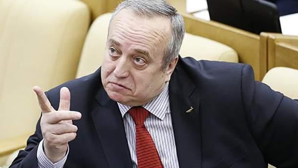 Клінцевич розкритикував дозвіл Канади на експорт зброї до України