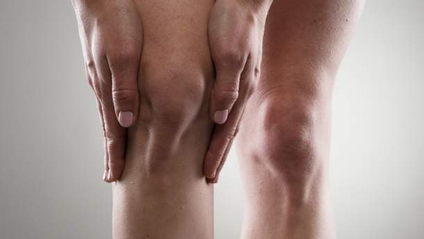Біль в суглобах не пов'язаний з дощовою погодою