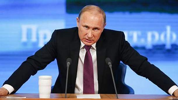 Путін різко висловився про опозицію в Росії