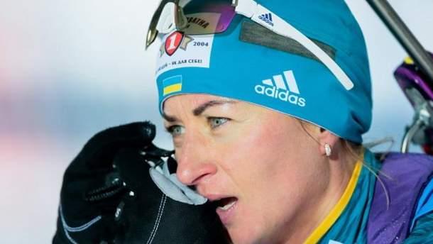 Віта Семеренко виборола бронзу у спринті