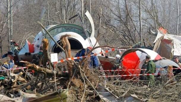 У МЗС Польщі заявили, що Росія приховує свідків Смоленської катастрофи