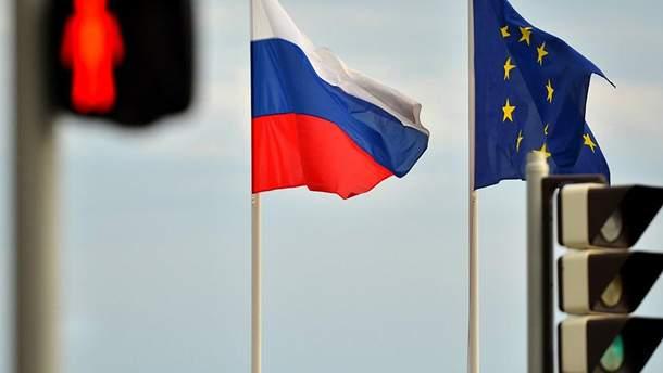 Новые санкции против России начнут действовать со следующей недели