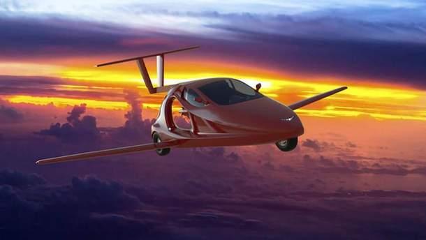 Літаючий автомобіль