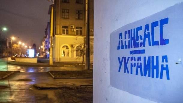 Донбас – Україна