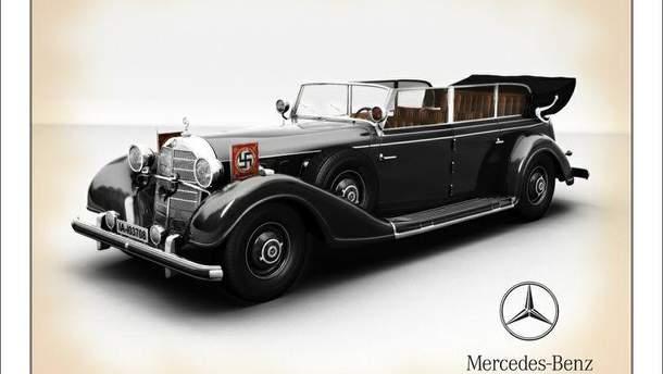 Mercedes-Benz 770